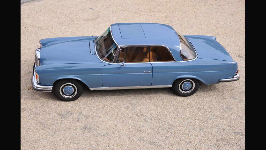 Mercedes-Benz 220SEb Coupé (1965)