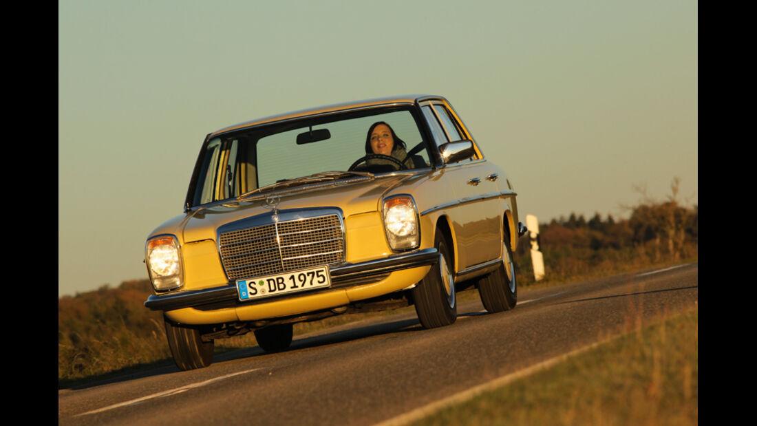 Mercedes-Benz 230.4, Front