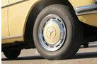 Mercedes-Benz 230.4, Rad, Felge