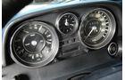 Mercedes-Benz 230.4, Rundinstrumente