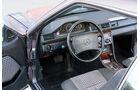 Mercedes-Benz 230 CE, C124, Cockpit