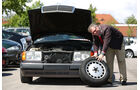 Mercedes-Benz 230 CE, C124, Frontansicht