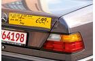 Mercedes-Benz 230 CE, C124, Heck, Preis