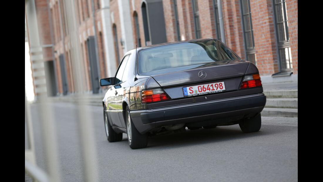 Mercedes-Benz 230 CE, C124, Heckansicht