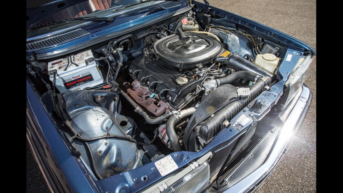 Mercedes-Benz 230 CE, Motor