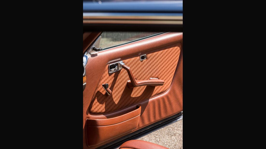Mercedes-Benz 230 CE, Türinnenseite