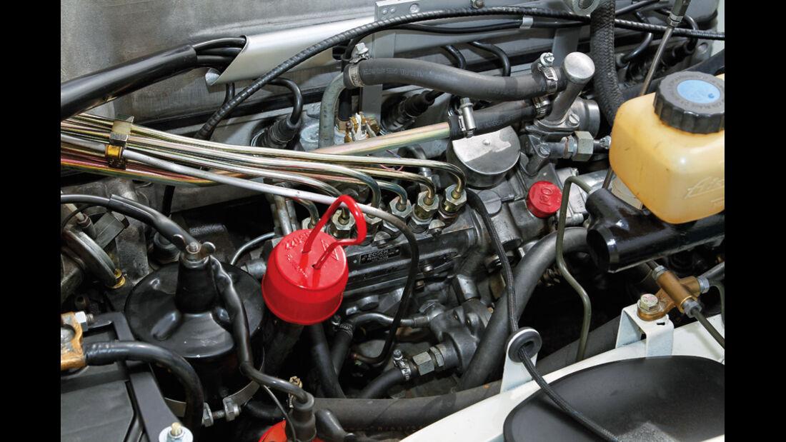Mercedes-Benz 230 SL Einspritzpumpe