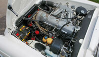 Mercedes-Benz 230 SL Motor