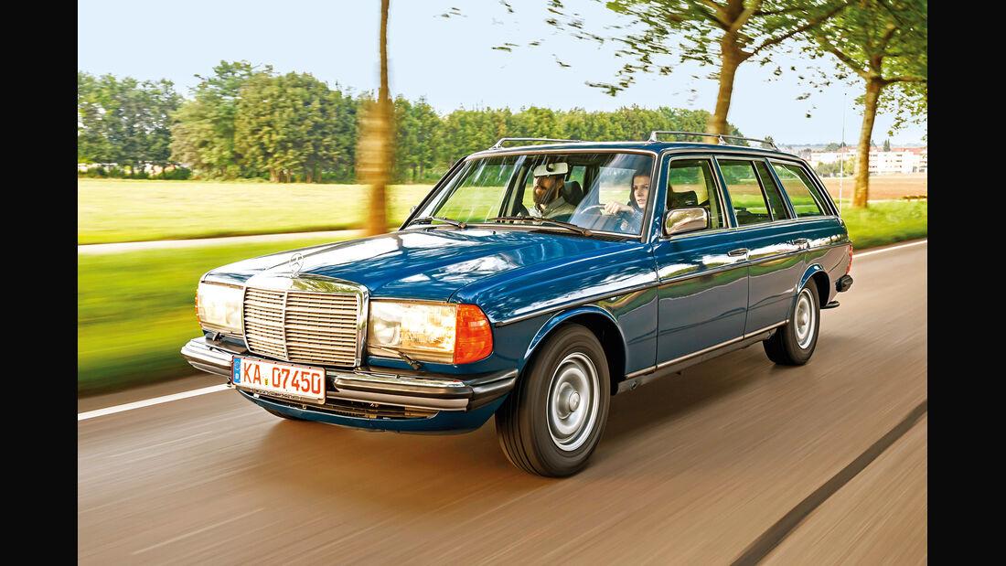 Mercedes-Benz 230 TE, Frontansicht