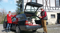 Mercedes-Benz 230 TE, Heckklappe, Kofferraum