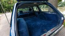 Mercedes-Benz 230 TE, Kofferraum