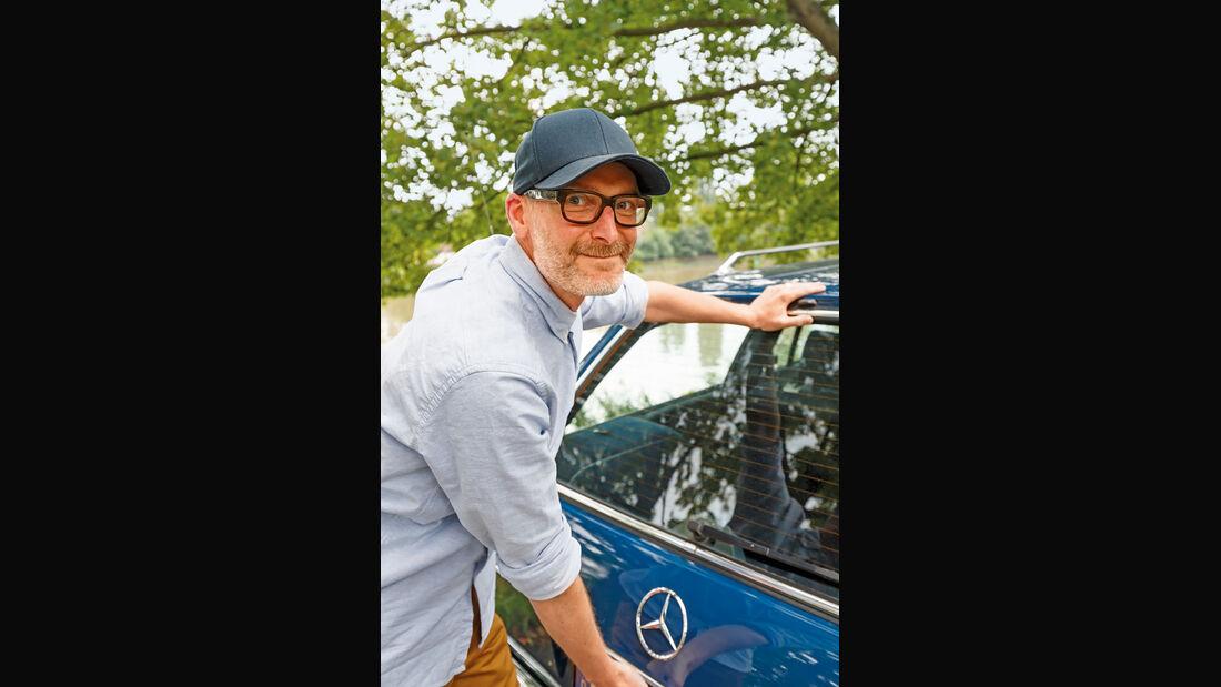 Mercedes-Benz 230 TE, Michael Orth