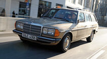 Mercedes-Benz 230 TE, Nicole Haag