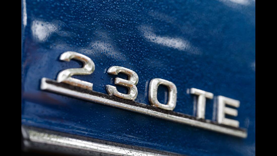 Mercedes-Benz 230 TE, Typenbezeichnung