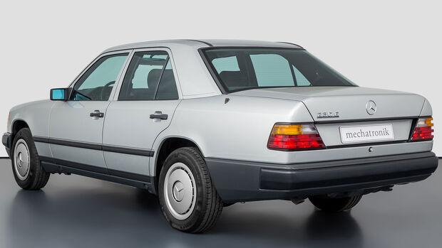 Mercedes-Benz 230E W124 (1987) 995 km