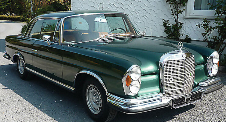 Mercedes-Benz 250 SE Coupé (W111)
