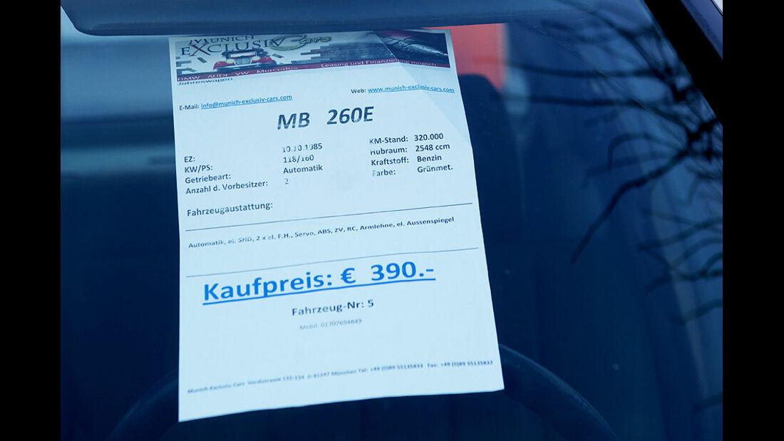 Mercedes-Benz 260 E W124