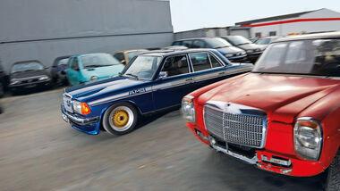 Mercedes- Benz 280 E AMG, 1982