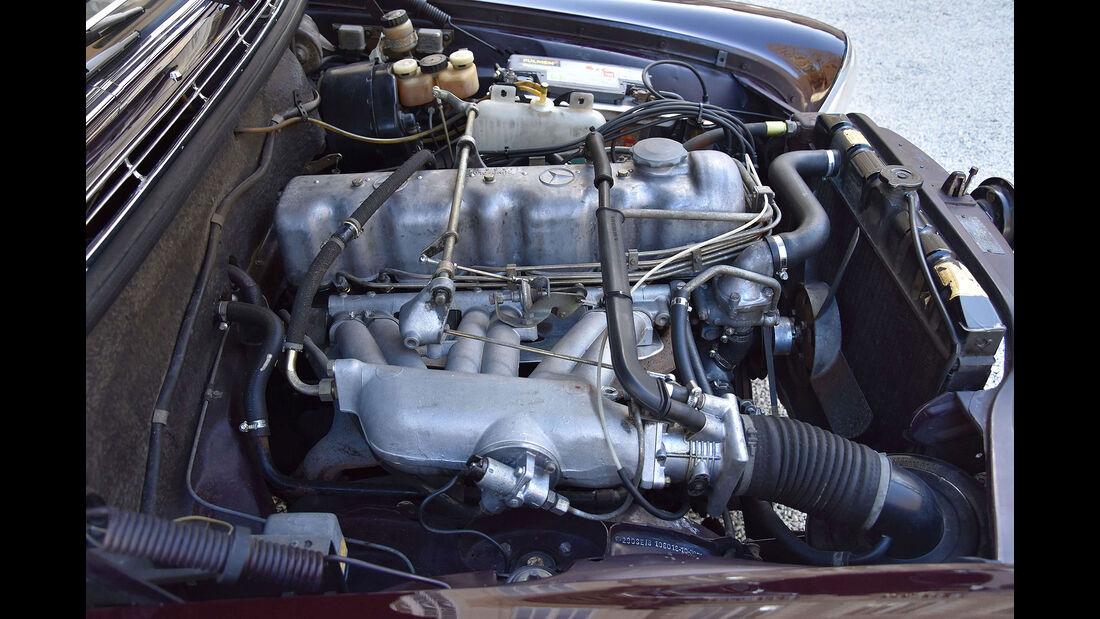 Mercedes-Benz 280 SE (1968)