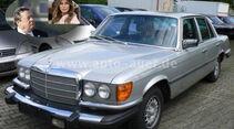 Mercedes-Benz 280 SE Melania Trump Viktor  Knavs