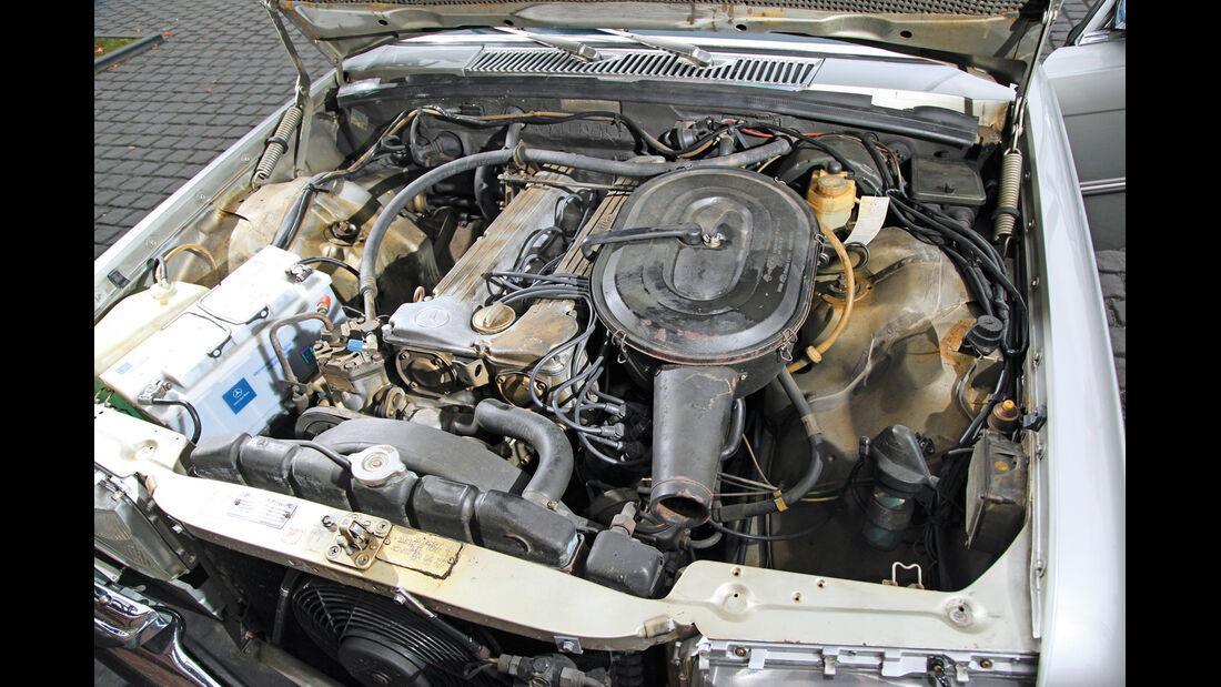 Mercedes-Benz 280 SE, Motor