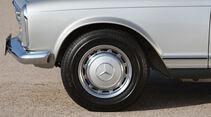 Mercedes-Benz 280 SL (W113), Rad