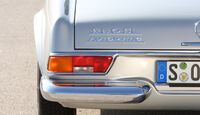 Mercedes-Benz 280 SL (W113), Rücklicht