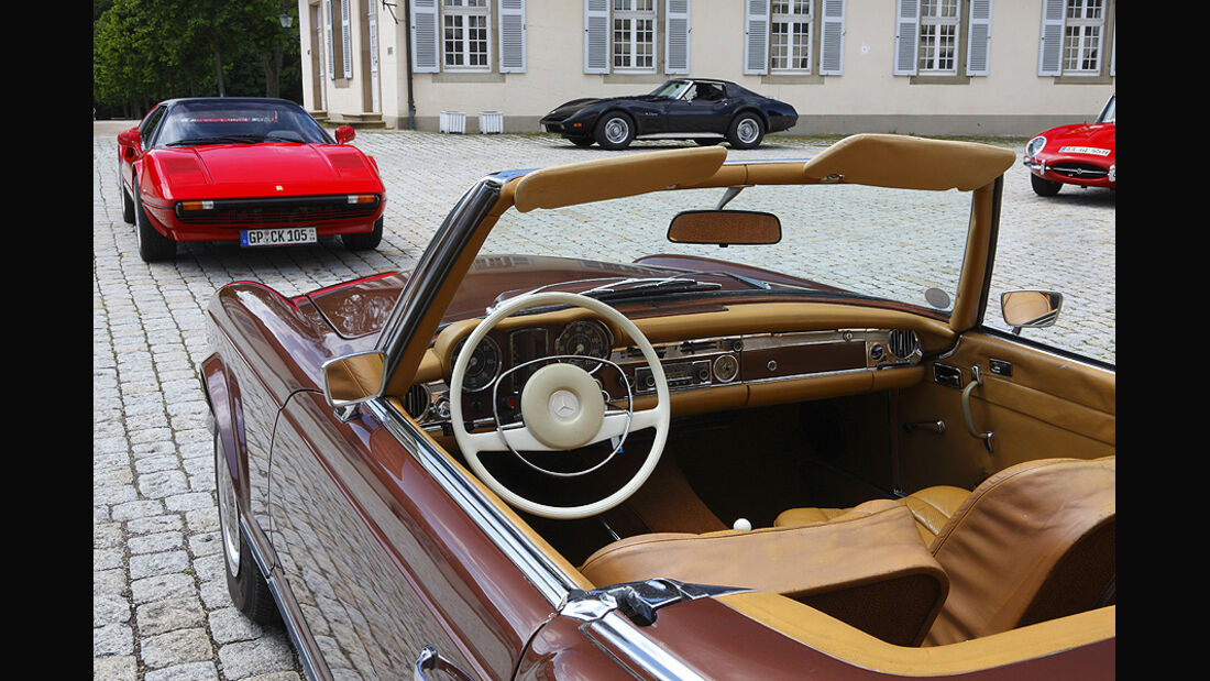 Mercedes-Benz 280 SL, W113