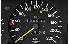 Mercedes-Benz 300 D - Tacho