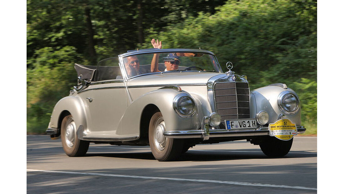 Mercedes-Benz 300 S Cabriolet