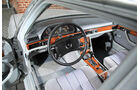 Mercedes-Benz 300 SE, Cockpit, Lenkrad