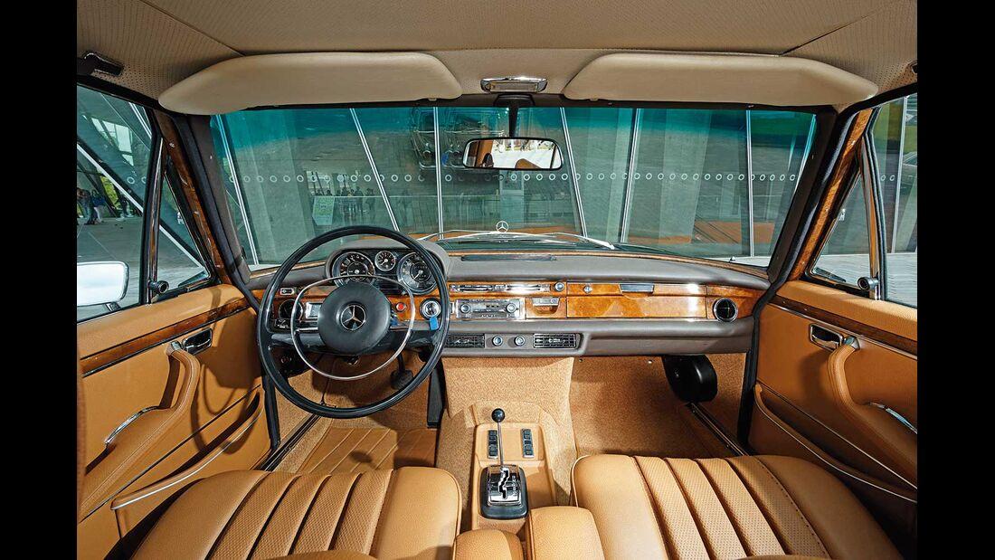 Mercedes-Benz 300 SEL 6.3 (W109 E63)