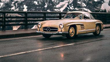 Mercedes-Benz 300 SL Aluminium Verkauf