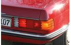 Mercedes-Benz 300 SL, Heckleuchte