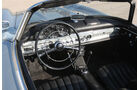 Mercedes-Benz 300 SL Roadster, Cockpit