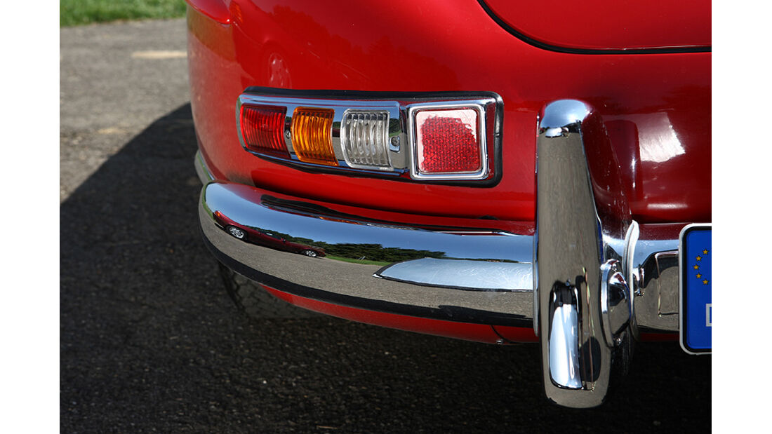 Mercedes-Benz 300 SL Roadster (W198 II)