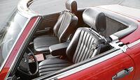 Mercedes-Benz 300 SL, Sitze