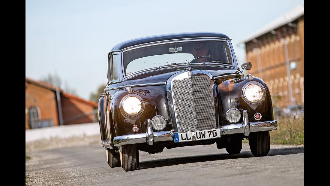 Mercedes-Benz 300, W186/II, Frontansicht