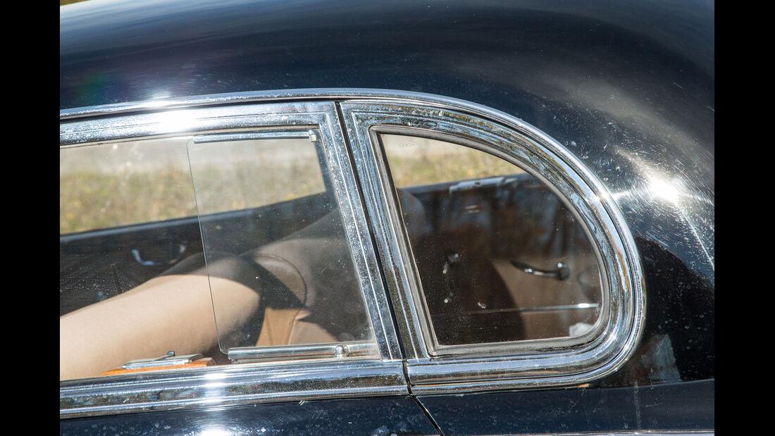 Mercedes-Benz 300, W186/II, Seitenfenster