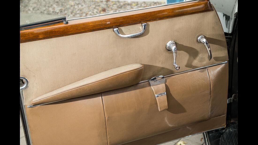 Mercedes-Benz 300, W186/II, Türinnenseite