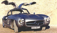 Mercedes-Benz 300SL Coupe - Rubirosa