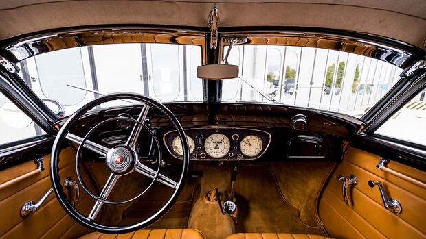 Mercedes-Benz 320 n Kombinations-Coupé, 1937