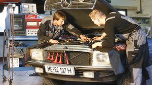 Mercedes-Benz 350 SL/SLC, Mercedes-Benz 450 SL/SLC