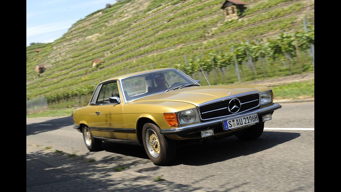 Mercedes-Benz 350 SLC