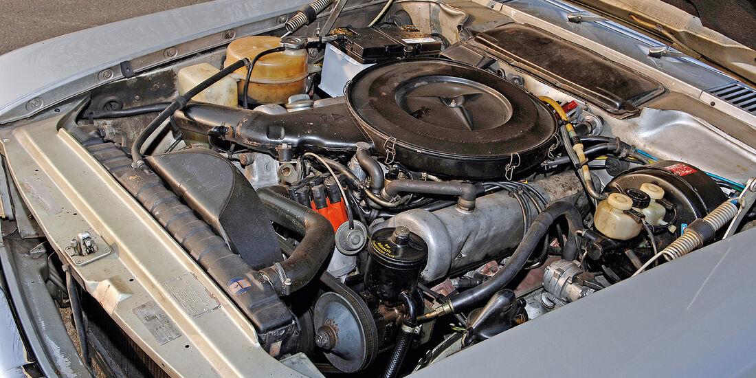 Mercedes-Benz 350 SLC , Motor