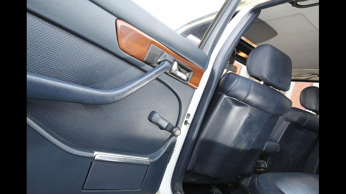 Mercedes-Benz 380 SE, Seitentür