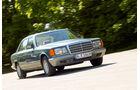 Mercedes-Benz 380 SEL, Frontansicht