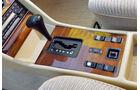 Mercedes-Benz 380 SEL, Schalthebel
