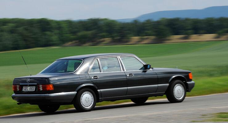 Mercedes-Benz 420 SEL (W126), 1988