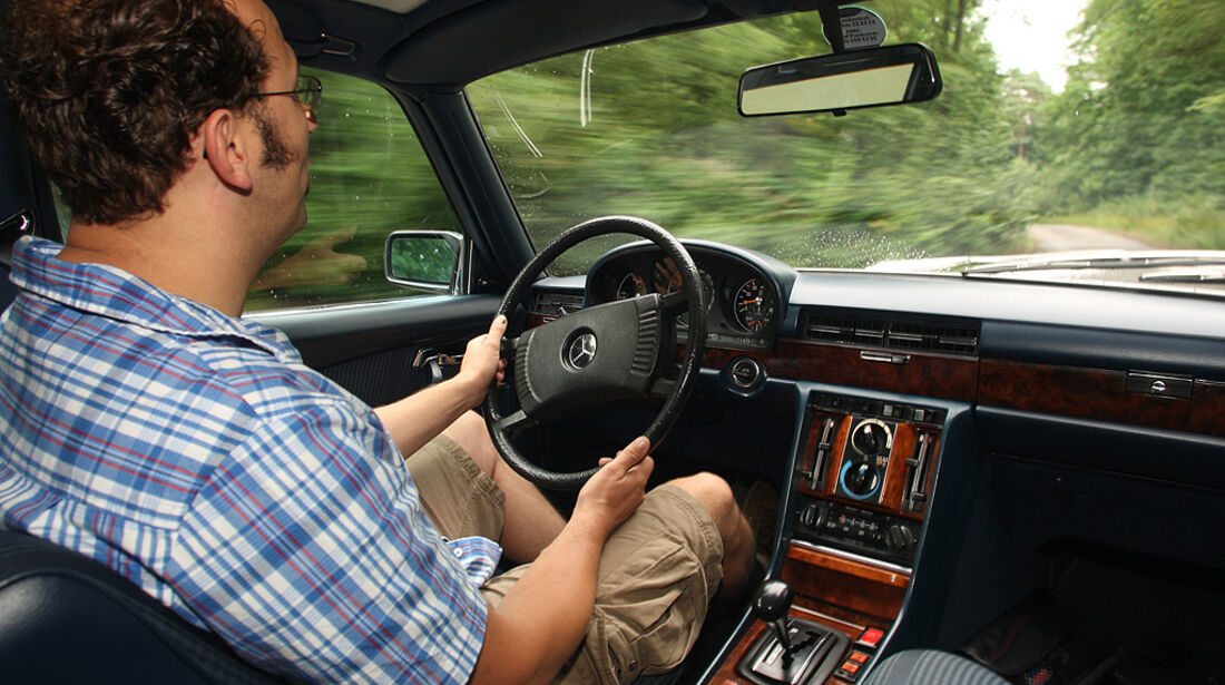 Mercedes-Benz 450 SEL 6.9, Matthias Hemm